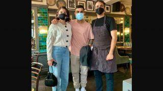विराट ने लंदन के इस भारतीय रेस्टोरेंट में खाया खाना, अनुष्का ने ऑनलाइन रिव्यू देखकर की थी जिद