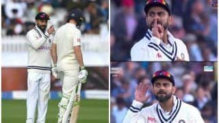 Fans Suggest Oppositions to Never Sledge Virat Kohli And Co After India Win at Lord's!