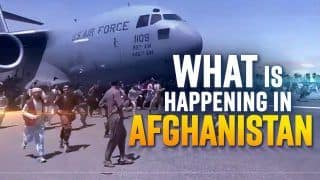 What Is Happening In Afghanistan? Explained