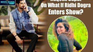 Bigg Boss OTT Exclusive   Raqesh Bapat on What if His Ex-Wife Ridhi Dogra Enters The Show