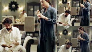 Bade Acche Lagte Hai 2 New Promo: Nakuul Mehta-Disha Parmar Discuss 'Acche-Buri Aadat' | Watch