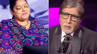 KBC 13 August 25, 2021, Highlights: Swati Shrilekha Takes Home Rs 6,40,000; She Failed to Answer This Question