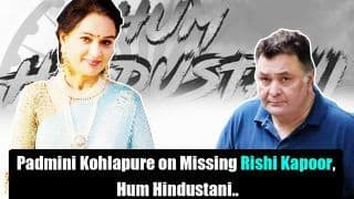 The Weekend Interview | Padmini Kolhapure on Missing Rishi Kapoor, 'Hum Hindustani' & More | Exclusive
