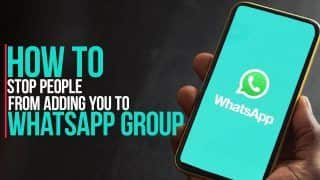 Tired of People Adding You to Groups Without Your Consent? Here's a Trick To Stop People From Adding You