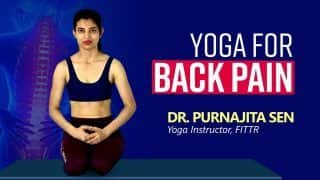 5 Yogic Postures That Can Relieve You From Back Pain | Beginners Yoga Guide