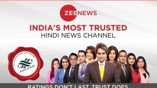 Zee News Is The Most Coveted And Trusted Hindi News Channel