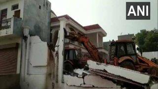 UP में माफियाओं की 1,800 करोड़ रुपए की अवैध संपत्ति ध्वस्त की या जब्त, 43,294 आरोपी अरेस्ट, 630 पर रासुका