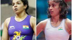 'मैं अपने आंसू नहीं रोक सकी', विनेश के ओलंपिक से बाहर होने पर बोली साक्षी मलिक