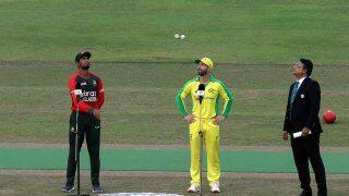 Bangladesh vs Australia Live Cricket Streaming: When And Where to Watch BAN vs AUS Stream Live Match Online, TV - All You Need to Know About 5th T20I