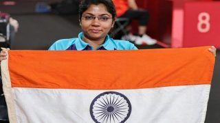 Paddler Bhavinaben Patel Claims Historic Silver at Tokyo Paralympics