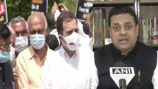 Delhi: विपक्ष ने निकाला मार्च, किया प्रदर्शन, BJP ने कहा- राहुल के नेतृत्व में कांग्रेस ने जो दिखाया, उससे लोकतंत्र शर्मसार