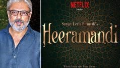 संजय लीला भंसाली के बहुत कीमती है 'हीरामंडी', पिताजी ने बोला था यहां से हिलना मत तब से...