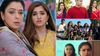 TRP Top 5 List: Anupamaa Maintains Top Spot With 4M Views, Khatron Ke Khiladi 11 Makes Its Entry | Full List