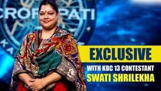 KBC 13 Contestant Swati Shrilekha on Fighting Body-shaming, And How 'Warm' Amitabh Bachchan Was | Exclusive