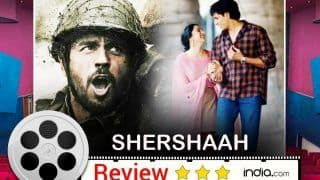 Shershaah Movie Review: Celebratory Tribute to Captain Vikram Batra, His Bonds And Bravery!