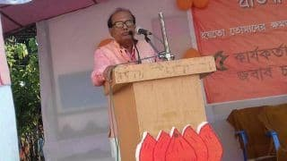 'In Talibani Style': Tripura BJP Leader Calls For Attack on TMC   WATCH