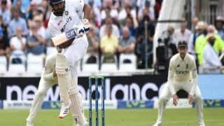 India vs England 1st Test, Day 5 Highlights: बारिश के कारण पांचवें दिन का खेल रद्द, मैच ड्रॉ