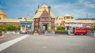 Odisha: Puri's Jagannath Temple Reopens In Phases, Public To Get Entry From Aug 23