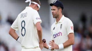 England vs India, 2nd Test: Stuart Broad के बाद इंग्लैंड को एक और बड़ा झटका, James Anderson का भी खेलना संदिग्ध