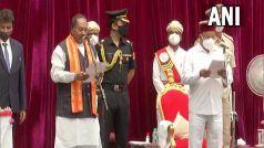 Karnataka Cabinet Expansion Today: बोम्मई मंत्रिमंडल के 29 ले रहे हैं मंत्री पद की शपथ, डिप्टी सीएम कोई नहीं होगा
