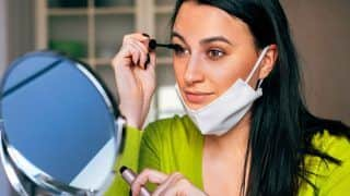 Tips on How to Wear Makeup With a Face Mask by Shahnaz Husain