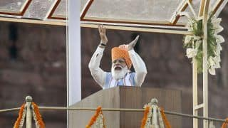 75 Vande Bharat Trains Will Connect Different Parts of Country in 75 Weeks of 'Azadi ka Amrit Mahotsav', Says PM Modi