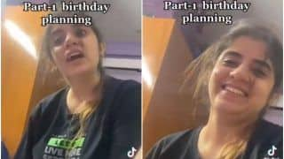 Viral Video: Girl's Rant on Her Boyfriend Not Doing Anything Special on Her Birthday Is Too Relatable | Watch