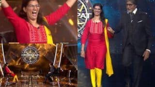 KBC 13 New Promo: Himani Bundela Wins Rs 1 Crore, Becomes First Contestant To Win Jackpot Prize Money of Rs 7 Crore? | Watch