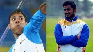 Tokyo Paralympics 2020: Devendra Jhajharia, Sundar Singh Gurjar Win Silver And Bronze in Javelin Throw F46