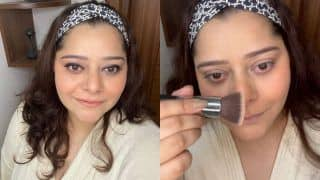 5-Minutes Festive Makeup Look For Someone Who's Lazy or in a Rush | Product Review