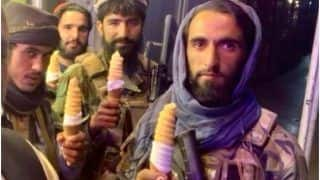 Taliban Fighters Now Seen Enjoying Ice-cream in Kabul, Viral Pic Triggers Meme Fest