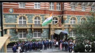 75th Independence Day: Team India Hoist Flag Ahead of Day 4 of Lord's Test