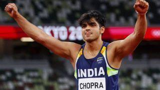 Tokyo Olympics 2020 Champion Neeraj Chopra Returns to Training After Historic Feat | SEE PICS