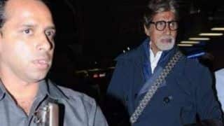 Amitabh Bachchan's Personal Bodyguard's Hefty Salary Will Make Your Jaws Drop, Find Out Here