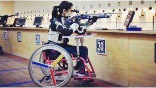 Tokyo Paralympics 2020: Gold Medallist Avani Lekhara to be India's Flag-Bearer at Closing Ceremony