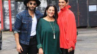 Ranveer Singh और Deepika Padukone के 22 करोड़ का घर सजाएंगी ये फेमस डिजाइनर, शेयर की तस्वीरें