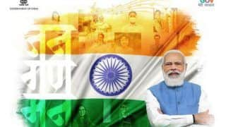Independence Day 2021: Govt Invites People To Submit Videos Singing National Anthem, How to Participate | Watch