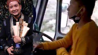 Indian Idol 12 के विनर Pawandeep Rajan थे ड्राइवर? पहाड़ी रास्तों पर ऐसे लहराते हुए चला रहे हैं बस- VIDEO