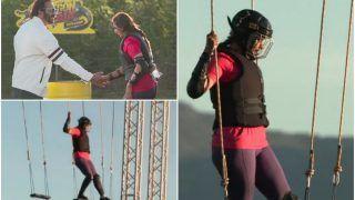 Khatron Ke Khiladi 11: Divyanka Tripathi Leaves All Stunned With Her Stunt, Fans Say 'Sherni Ne Kamaal Krdiya'