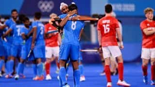 Tokyo Olympics 2020: Odisha CM Naveen Patnaik Congratulates India Men's Hockey Team For Sealing Place in Semifinals After 49 Years