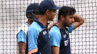 India vs England: Mayank Agarwal Ruled Out of 1st Test Due to Concussion After Getting Hit on Head in Nets