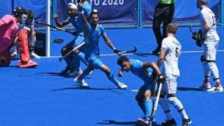 India Men's Hockey Team Wins Bronze at Tokyo Olympics With 5-4 Win Over Germany, Ends 41-Year Wait For Medal