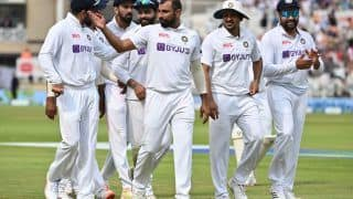 India vs England Match Highlights 1st Test Day 3 Updates From Trent Bridge: India on Top at Stumps as Rain Plays Spoilsport