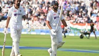 Highlights India vs England, 1st Test Day 2, Trent Bridge: Rain Forces Early Stumps After Host Bowler's Strikes