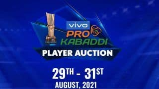 Stage Set For Vivo Pro Kabaddi League's Return! Season 8 Player Auctions Scheduled For August 29-31