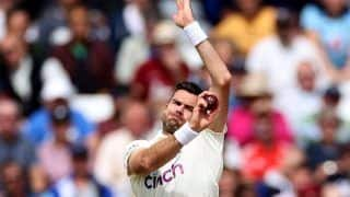 ENG vs IND: James Anderson Surpasses Anil Kumble's Tally, Becomes Third-Highest Wicket-Taker in Test Cricket