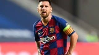Lionel Messi Admits He Was Ready to Take 50 Per Cent Wage Cut to Stay at Barcelona