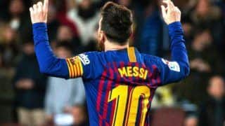 Here's Why Barcelona Might Not Retire Iconic Number 10 Jersey After Lionel Messi Exit
