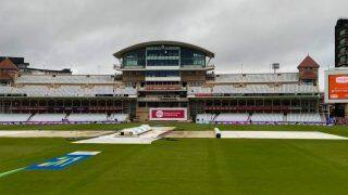 IND vs ENG 1st Test: Rain Takes Away From India a Shot at Victory in Series-Opener, Match Ends in Draw