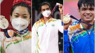 Tokyo Olympics 2020 Final Medal Tally; India Finish at 48th Place With Best Ever Performance
